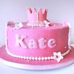 Kate litllt princes, Taart Den Bosch