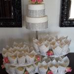 BlingBling bruidstaart,  bruidstaart 's-Hertogenbosch, bruidstaart den bosch