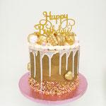 Golden Cake, Taart Den Bosch