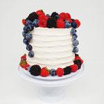 Cake with Fruit, Taart Den Bosch
