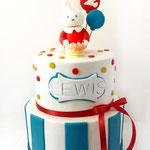 Lewis, Nijntje taart, taart Den Bosch