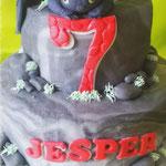 Jesper, taart Den Bosch