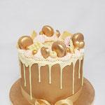 Golden DripCake, Taart Den Bosch