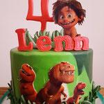 Lenn, taart Den Bosch