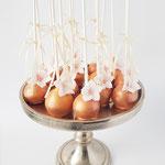 Cakepops Rose gold, Cakepops Den Bosch