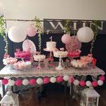 SweetTable Kenna 1 jaar!, SweetTable Den Bosch