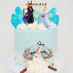 Frozen, Evi, Taart Den Bosch