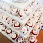 CupCakes, BruidsCupCakes 's-Hertogenbosch, bruidstaart den bosch