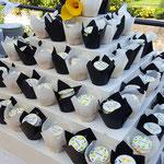 CupCakes bruiloft Frans en Femke, White WeddingCake,Naked Wedding Cake, bRamon en Floor, Bruidstaart 's-Hertogenbosch
