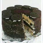 Oreo Cake,Taart Den bosch