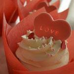 Valentine CupCake, Love CupCAke, Cupcakes Den Bosch