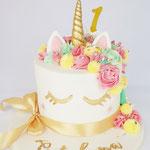 Unicorn Cake, Cataleya, Taart Den Bosch