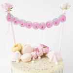 details DripCake met Macarons, Meringue en Bloemen, SilverEditoin Adinda, Taart Den Bosch
