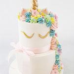 Unicorn Cake, Gwen, Taart Den Bosch