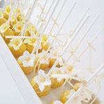 SweetTable Yelllow, Jose Cuypers Mode Nuenen, Cakepops, Sweettable Den Bosch