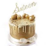 Sweet Sixteen taart, Taart Den Bosch