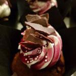 Schwarzwalder Kirsch,Triple Choco, CupCakes Den Bosch