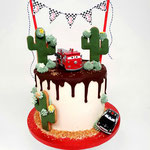 Cars Cake, Taart Den Bosch