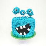 MonsterCake, Otis 4 jaar, Taart Den Bosch
