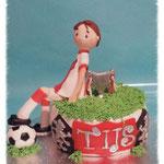 FC Utrecht taart Den Bosch
