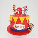 Efteling taart, Hailey 3 jaar, Taart Den Bosch