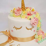 Unicorn Cake, Fabienne, Taart Den Bosch