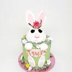 Rabbit Cake, Anissa 1 jaar, Taart Den Bosch