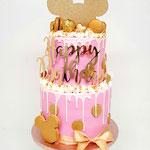 Disney Golden Dream Cake, Michelle, Taart Den Bosch