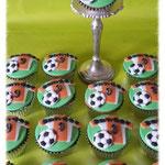 Voetbal CupCakes, CupCakes Den Bosch