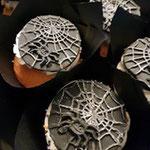 Halloween CupCake, Spiderweb CupCake, Cupcakes Den Bosch