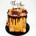 ChocoDripCake, Thirty, Taart Den Bosch