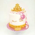 Unicorn Princess Cake, Reve, Taart Den Bosch