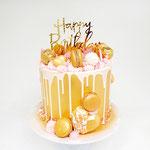 Golden DeLuxe Cake, Taart Den Bosch