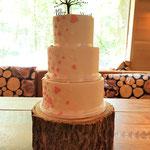 Wouter en Lisa, LoveTree WeddingCake, Bruidstaart Den Bosch