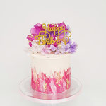 PinkFlame Cake, Taart Den Bosch