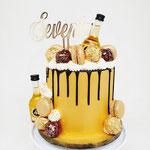 Liquer 43 Cake, Seventy, Taart Den Bosch
