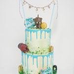 Jungle Theme Cake, Lasse, Taart Den Bosch
