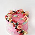 Pink Dream, Taart Den Bosch
