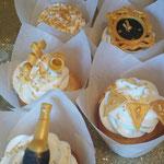 New Years Eve CupCake, Christmas CupCakes, CupCakes Den Bosch