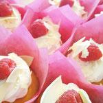Raspberry Baret, CupCakes Den Bosch