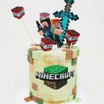 Minecraft, Taart Den Bosch