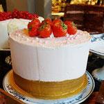 Sweet Soft Strawberry Cake, Taart Den Bosch