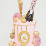 Moet for Angela, DeLuxe Cake Den Bosch