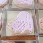 Hart voor de Zorg Cookies, Amare ZorgCoaching, Cookies Den Bosch