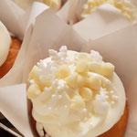 White Choco Delight, CupCakes Den Bosch