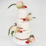 John en Marina, Bruidstaart Den Bosch, WeddingCakes Den Bosch