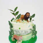 King of the Jungle, Daamin2 jaar, Taart Den Bosch
