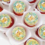 Pokemon CupCakes met koekje, CupCakes Den Bosch