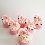 Flamingo CupCakes Den Bosch