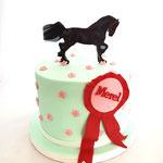 Horse Cake, Merel, Taart Den Bosch